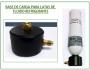 Base de carga para latas de fluido refrigerante